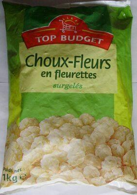 Choux-Fleurs en fleurettes surgelés - Product - fr