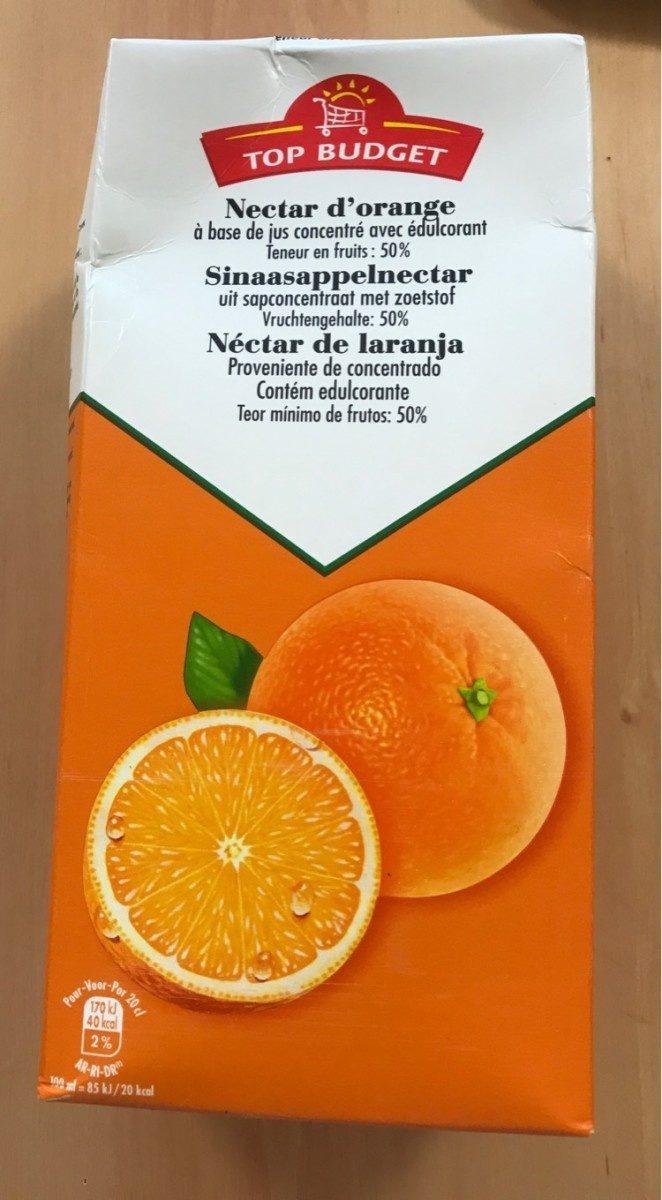Nectar d'Orange - Product - fr