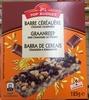 Barre Céréalière Chocolat Cacahuète - Product