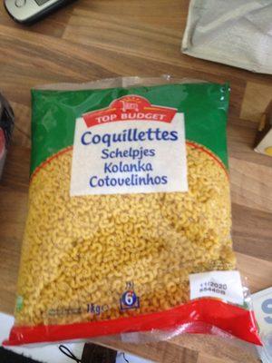 Coquilletes 1 Kg - Produit