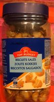 Biscuits Salés - Product