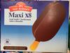 Maxi x8 goût vanille - Product