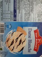 Dame blanche - Product - fr