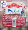 Rosette - 16 tranches - Product