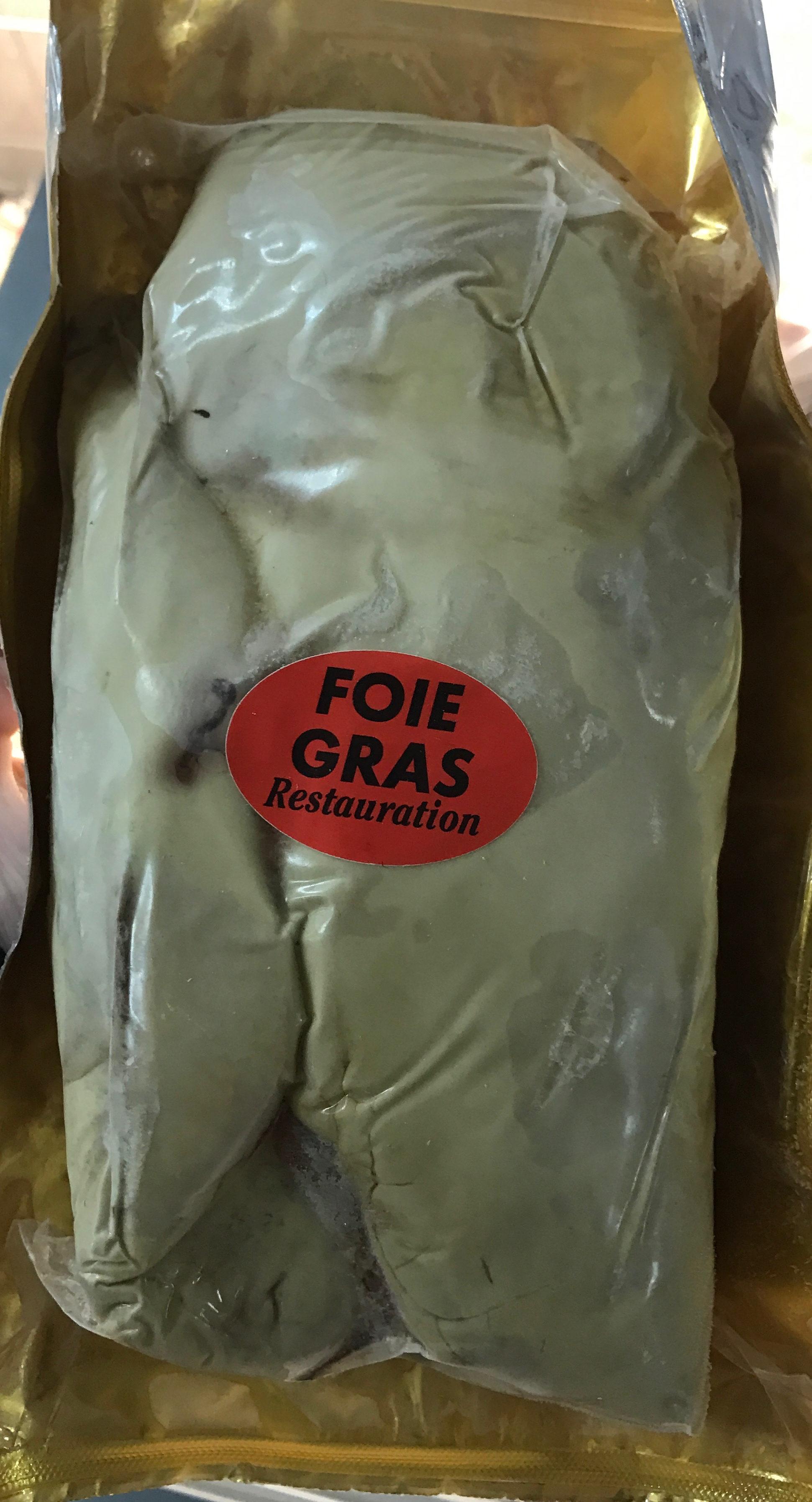 Foie gras restauration maison lafitte 0 650 kg - Maison lafitte foie gras ...