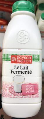 Le Lait Fermenté saveur Rose Poire - Product
