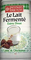 Le Lait Fermenté Extra Doux - Produit - fr