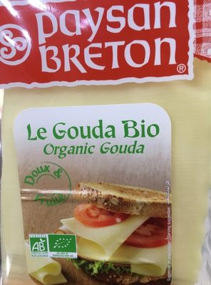 Le gouda bio - Product - fr