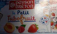 Le petit tubofruit - Informations nutritionnelles - fr