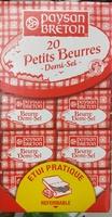 Petits Beurres Demi-Sel - Produit - fr