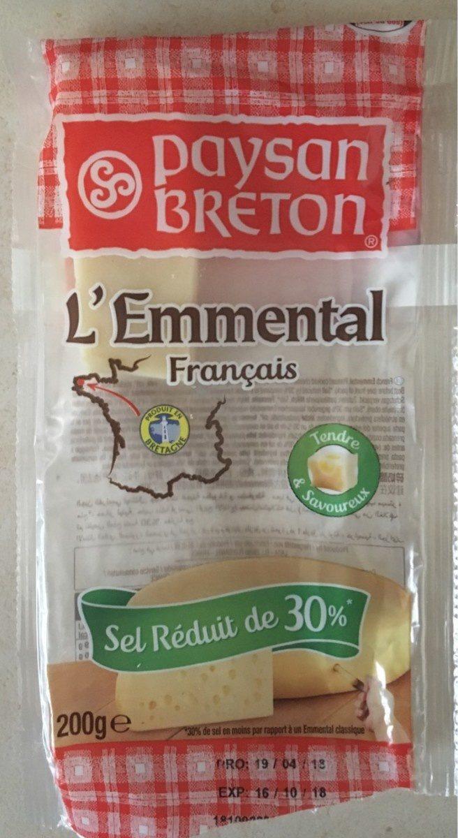 L'emmental - Produit - fr