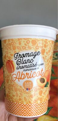 Fromage blanc aromatisé - Product - fr