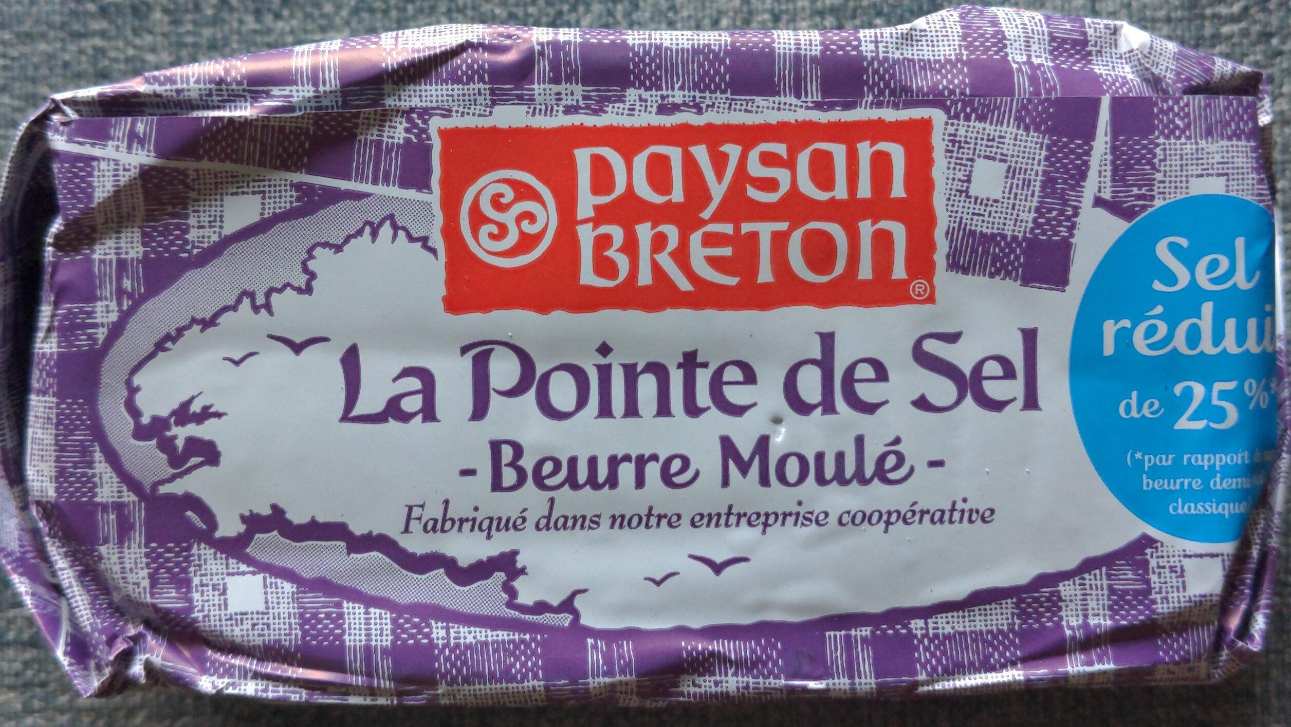 La pointe de Sel - Produit - fr