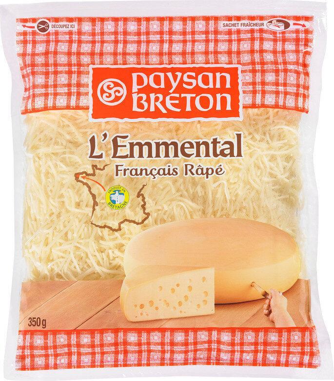 Fromage Emmental Rapé - Product - fr