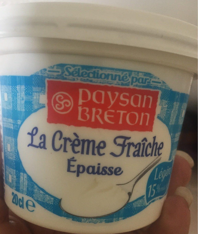CREME EPAISSE - Product - fr