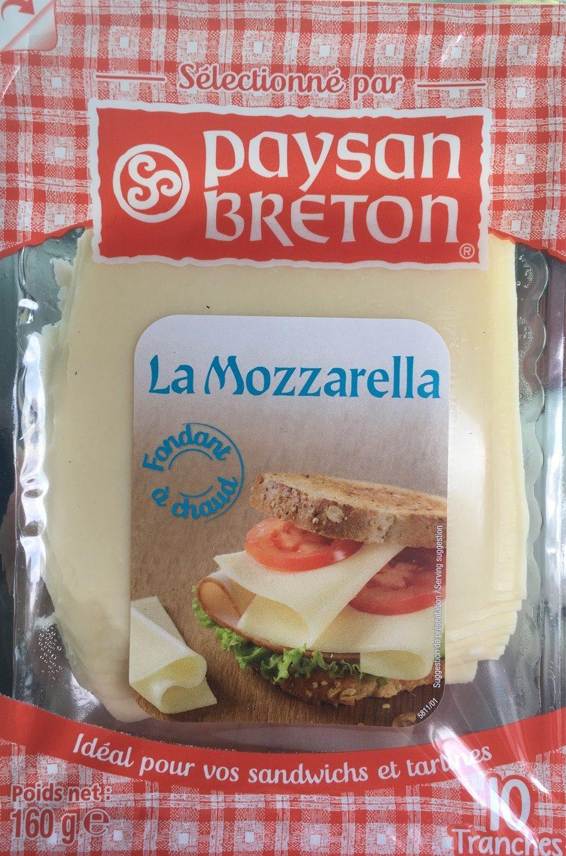 La mozarella - Product - fr