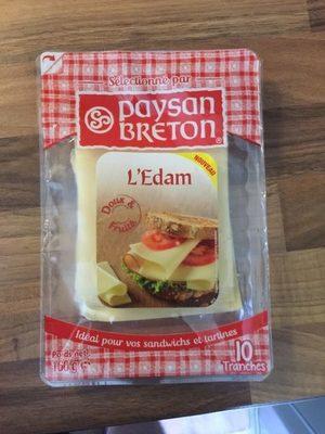 L'Edam - Produit - fr