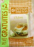 L'Edam - Product - fr