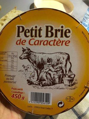 Petit Brie de caractère - Produit