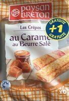 Crêpes au caramel au beurre salé - Produit - fr