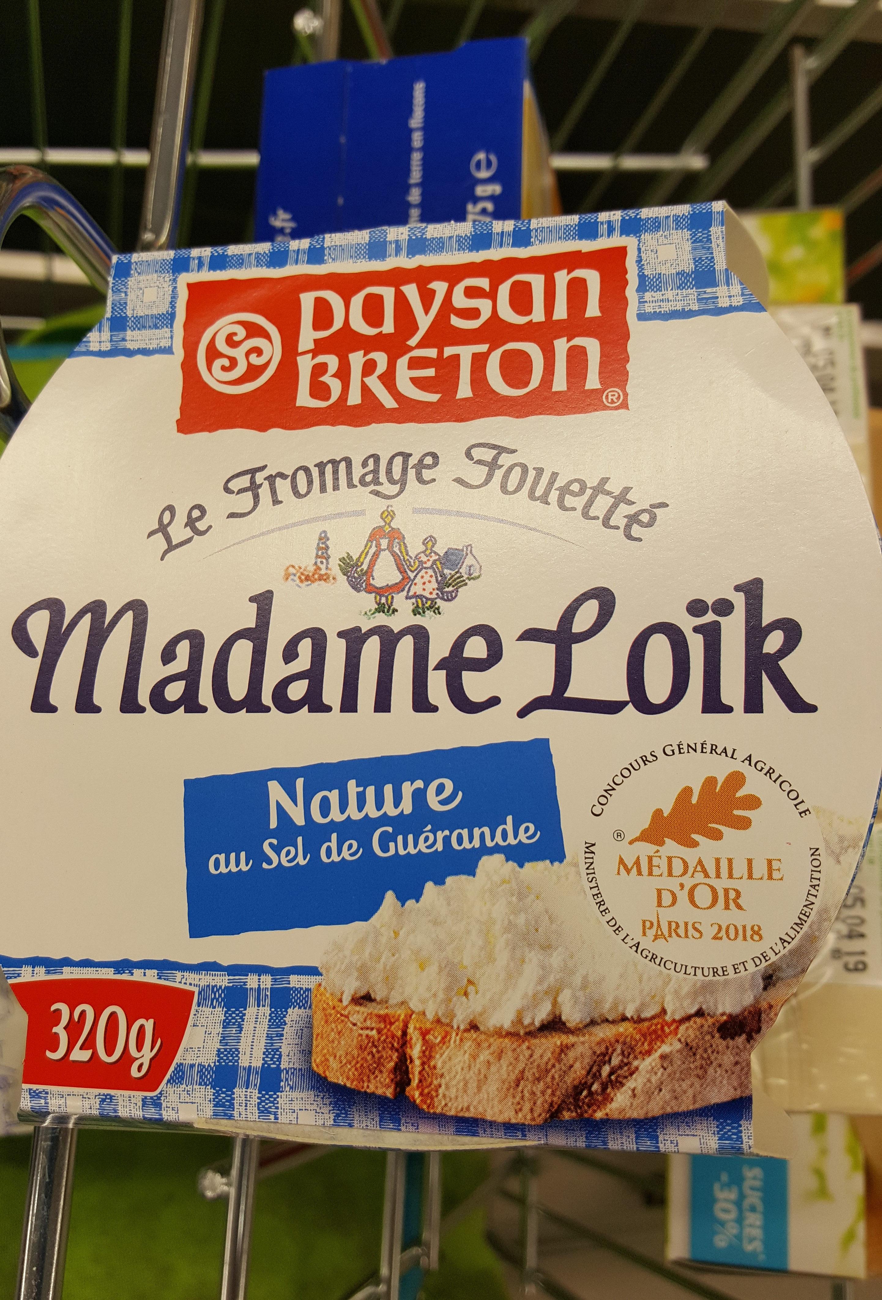 Madame Loïk - Produit - fr