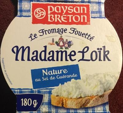 Le Fromage Fouetté - Produit