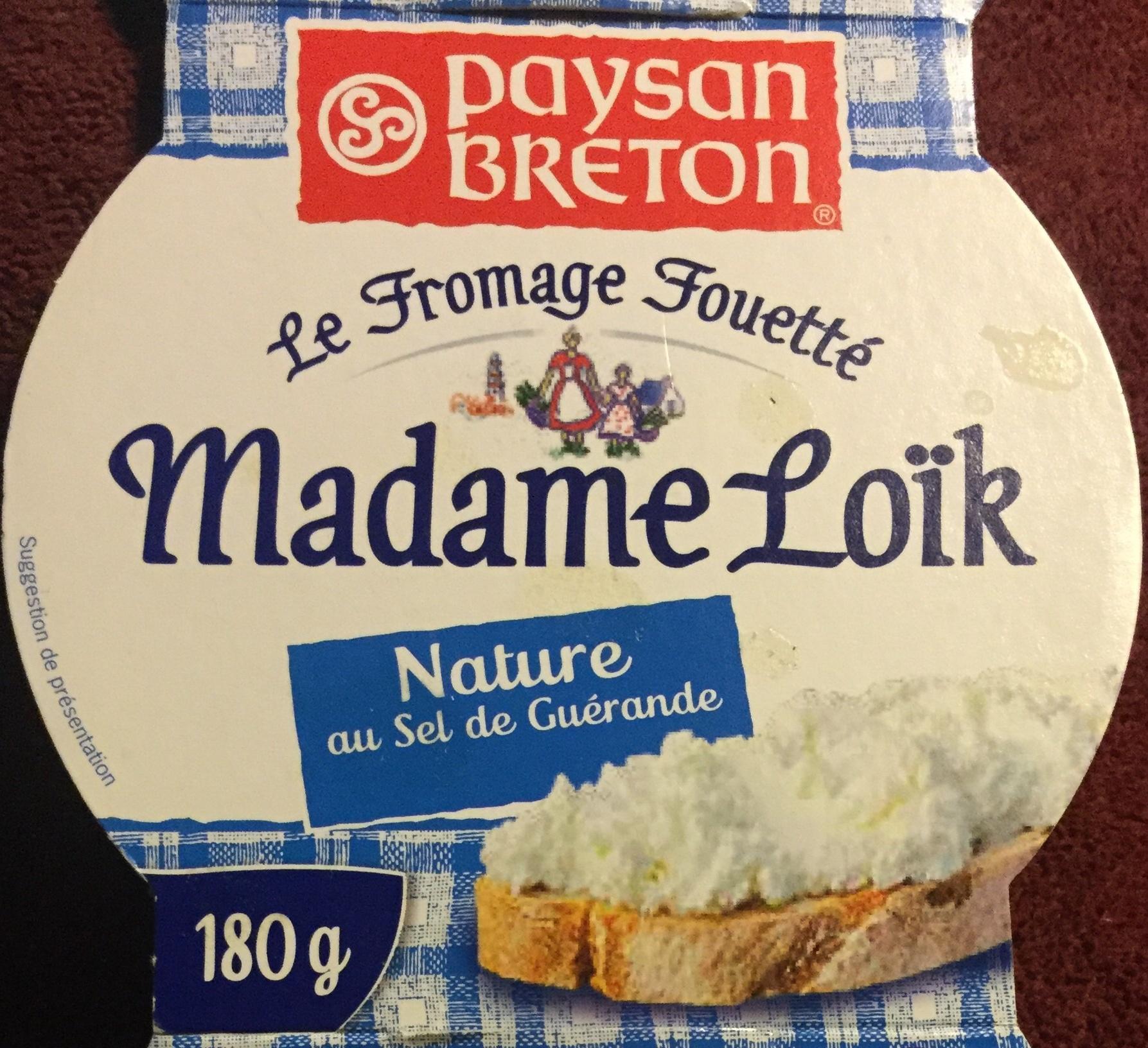 Le Fromage Fouetté - Produit - fr