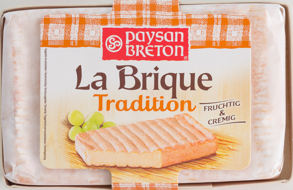 La Brique Tradition (31 % MG) - Product