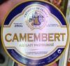 Camembert au Lait Pasteurisé (23 % MG) - Produit