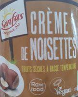 Crème de noisettes 700g - 产品 - fr