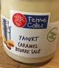Yaourt caramel beurre salé - Produit