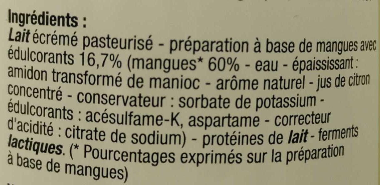 acesulfame potassium citrate
