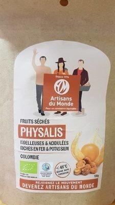 Physalis séchée colombie - Product - fr