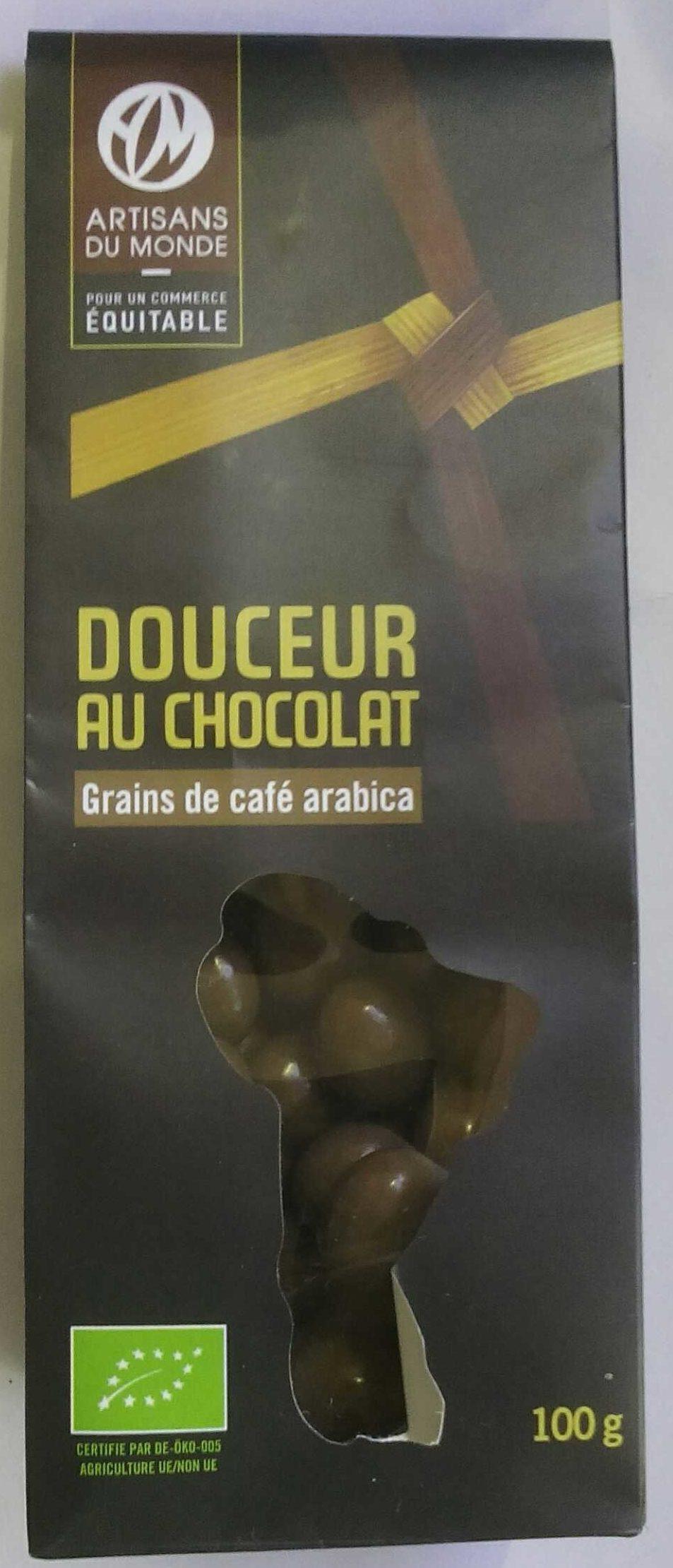 Douceur au chocolat Grains de café arabica - Produit - fr