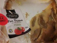 Far Breton au Lait Fermier Pomme - Produit - fr