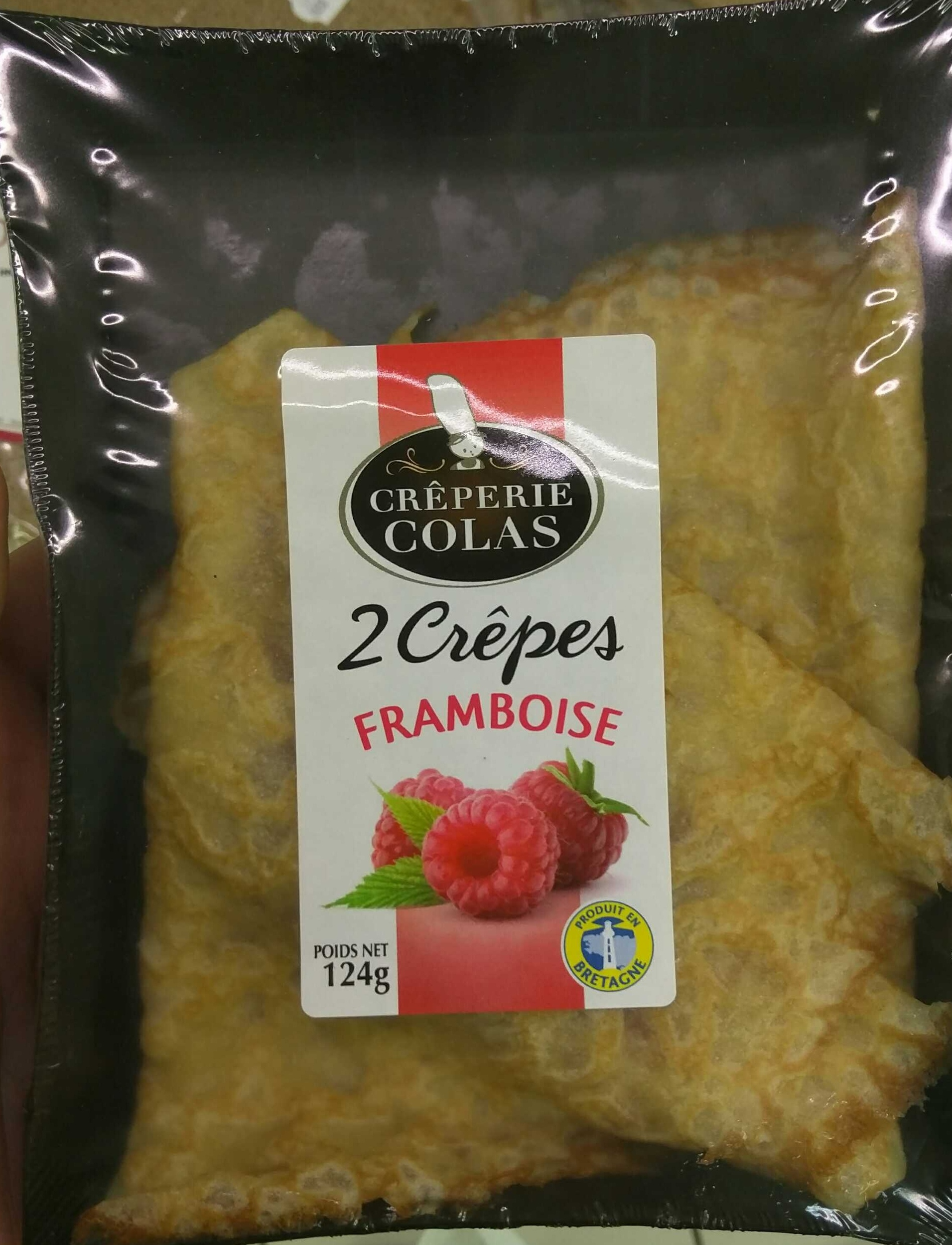 Crêpes Framboise - Product