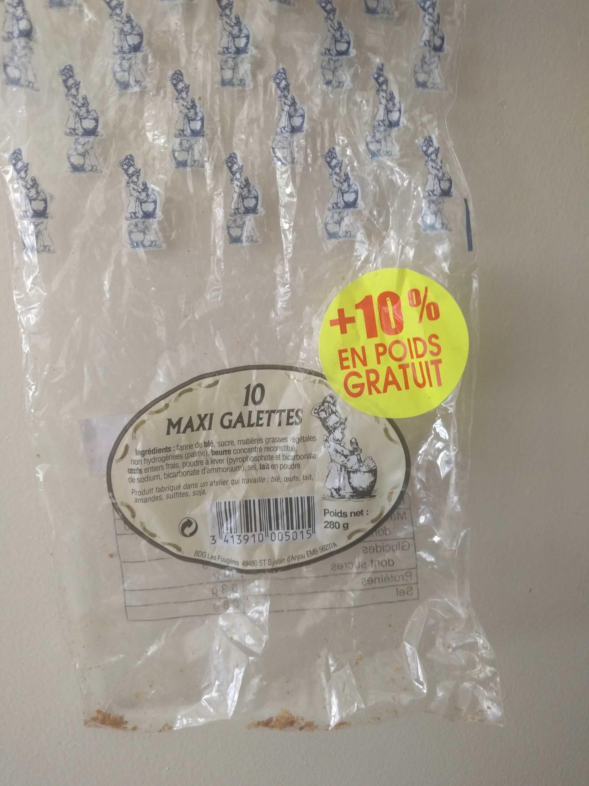 Maxi Galettes - Produit - fr