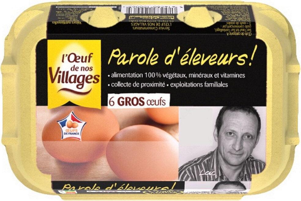 PAROLE D'ELEVEURS DATES X6 L - Product - fr