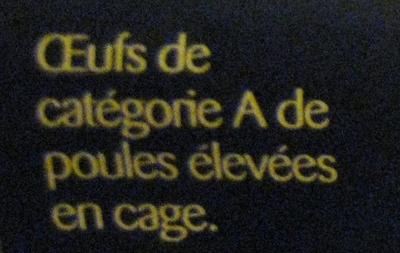 PAROLE D'ELEVEURS DATES X6 L - Ingrediënten - fr