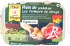 6 gros oeufs plein air - Product