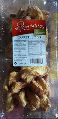 Tortillons - Product