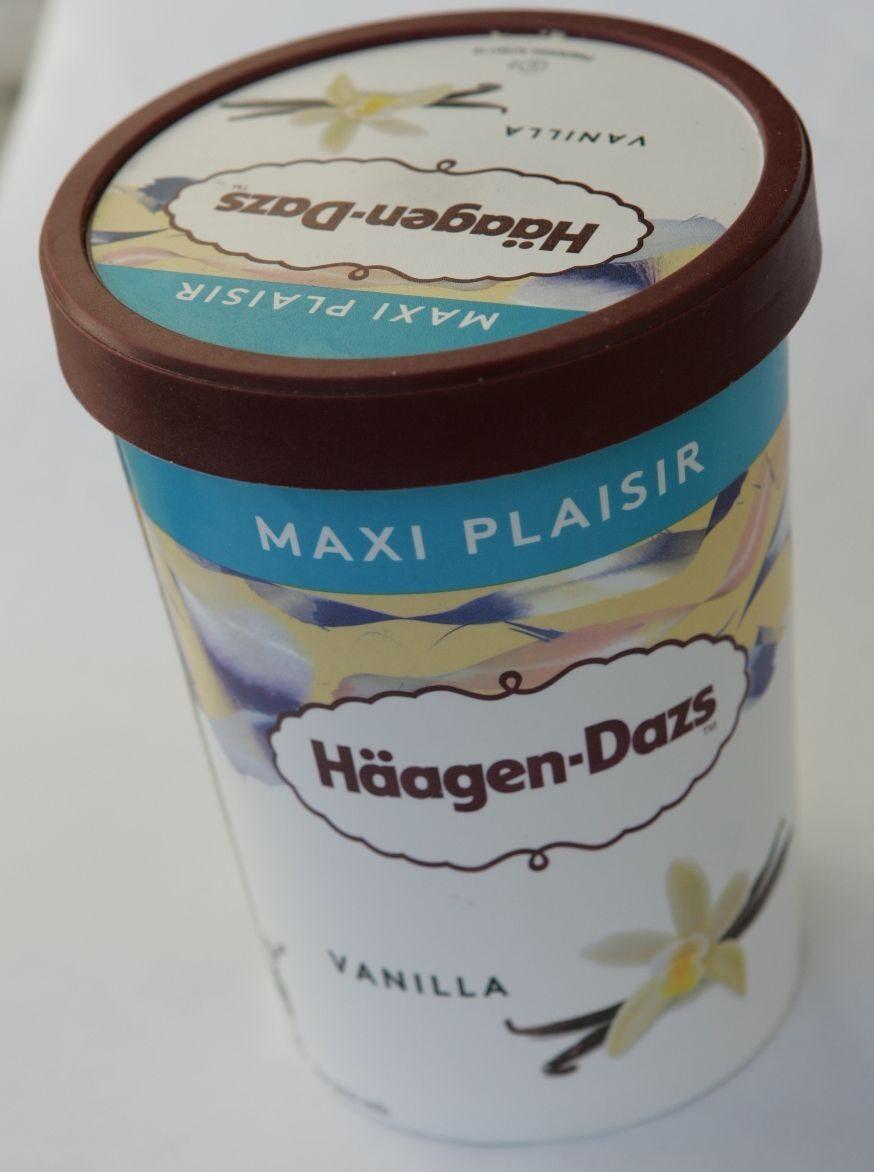 Maxi Plaisir Vanilla - Produit