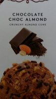 Chocolate choc almond - Producto