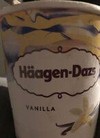Häagen-dazs vanille - Produkt - de