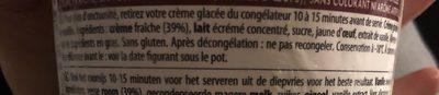 Häagen-Dazs Vanilla - Ingrédients - fr