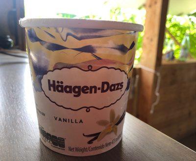 Häagen-dazs vanilla - Produit