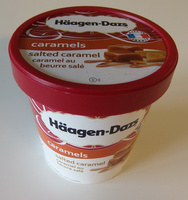 Glace caramel au beurre salé - Product