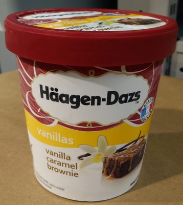 Vanilla Carmel Brownie - Produkt