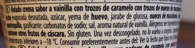 Häagen Dazs  Macadamia 95ml - Ingredients - es