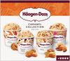 Mini pots crème glacée caramel collection - Product